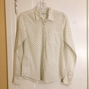Steven Alan Tops - Steven Alan Floral Button Down Top