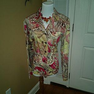 Chicos size 1 blazer (medium)