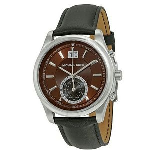 Michael Kors  Other - Michael Kors Men's brown dial Chronograph watch