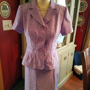 Sag Harbor Dresses & Skirts - 💚💐🍃🌸 - Lt. Purple Spring Suit