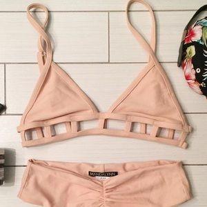 Mandalynn Other - Mandalynn swim sand bikini top