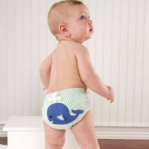 Baby Aspen Other - Beach Bums by 3-Piece diaper covers, 0-6 months