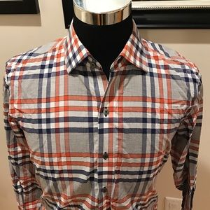 Zachary Prell Other - Zachary Prell LS plaid size M