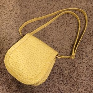 Snob Essentials Handbags - NWOT yellow bag