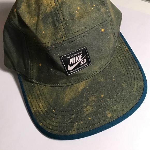 cheap for discount de8f3 c7992 Nike SB Galaxy 5 Panel Adjustable Cap BNWT
