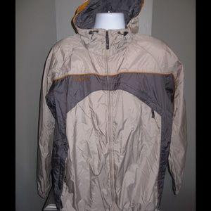 Columbia Other - Mens Columbia hooded windbreaker jacket