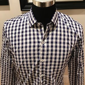 Zachary Prell Other - Zachary Prell long sleeve shirt gingham