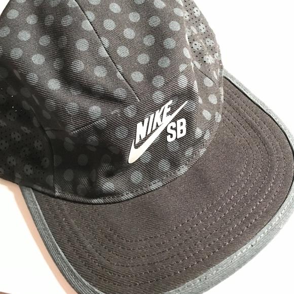 Nike SB Performance Polka Dot 5 Panel Hat. M 588fd9c0c28456d2bf0d0a21 aaef55b4aa5