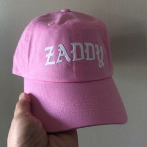 8dce2e9f649c0 Accessories - Zaddy Dad Hat NWT