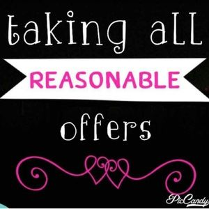 Other - Will consider all reasonable offers!