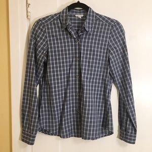 Steven Alan Tops - Steven Alan Plaid Button Down Top