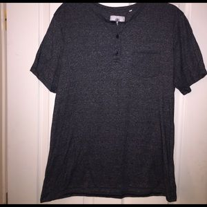 on the byas Other - Pacsun Henley shirt