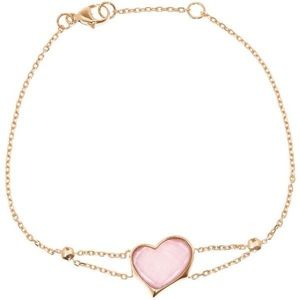 Stephen Webster Jewelry - Stephen Webster Pink Crystal Heart Bracelet