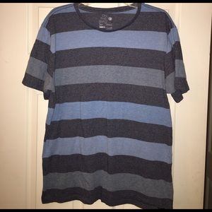 on the byas Other - Pacsun striped shirt