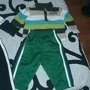 Clothing baby boy