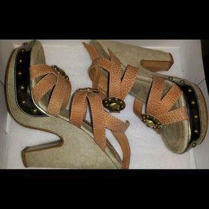 Colin Stuart Shoes - Colin Stuart sandals size 6