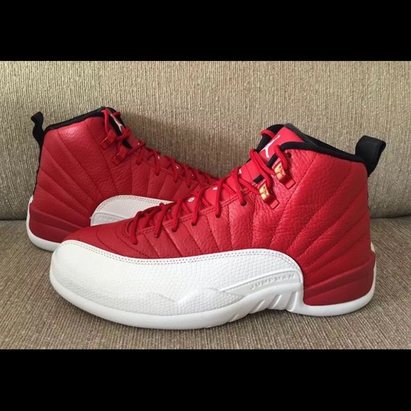 separation shoes f1778 2c70d Jordan Gym red 12s