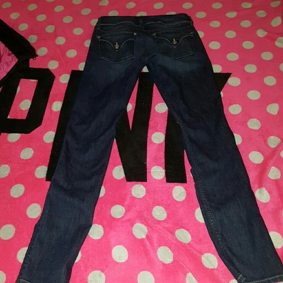 Denim - Hudson Skinny Jeans
