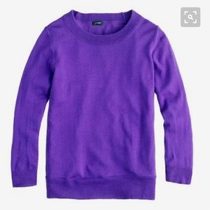 J. Crew Sweaters - JCrew 100% Merino Wool Tippi Sweater. Size M