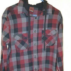 Tony Hawk Other - Long sleeve flannel