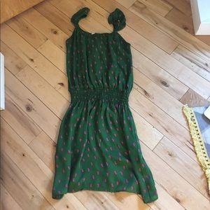Tucker Dresses & Skirts - Tucker summer green dress