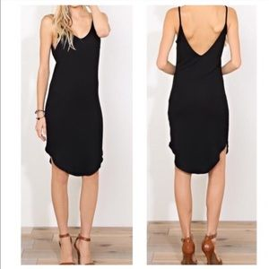 Dresses & Skirts - BEST Selling Low back tank dress ONE HOUR SALE