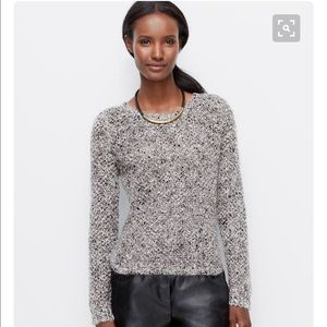 Ann Taylor Sweaters - Ann Taylor Large Petite Crewneck Sweater