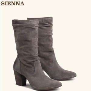 Trask Shoes - Trask Sienna Boot - Suede