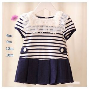 Other - Baby sailor dress