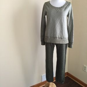 Threads 4 Thought Other - Threads 4 Thought loungewear set sz S