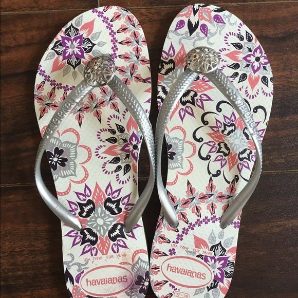 67% off Havaianas Shoes - Havaianas flip-flop 8 us size (39/40 ...