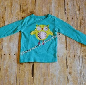 Carter's Other - 👸Girl's Long Sleeve Shirt by Carter's Size 2T
