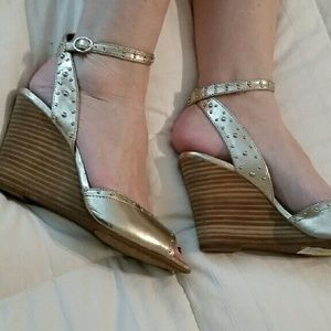 Jessica Simpson Shoes - Jessica Simpson wedges.
