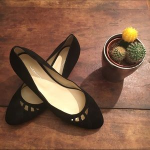 Sarah Flint Shoes - Handmade in Italy suede flats