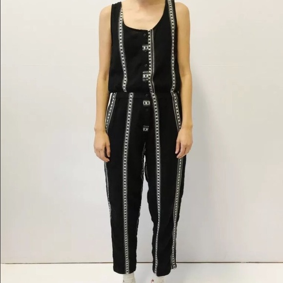 Other Ace And Jig Folk Jumpsuit Nwt Poshmark