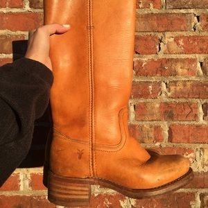 Vintage Frye Boots size 6