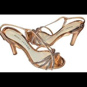 Marc Jacobs Shoes - 💕💕MARC JACOB ROSE SANDALS💕6.5M💕💕