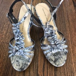 Chinese Laundry Shoes - Chinese laundry Watercolor wedges