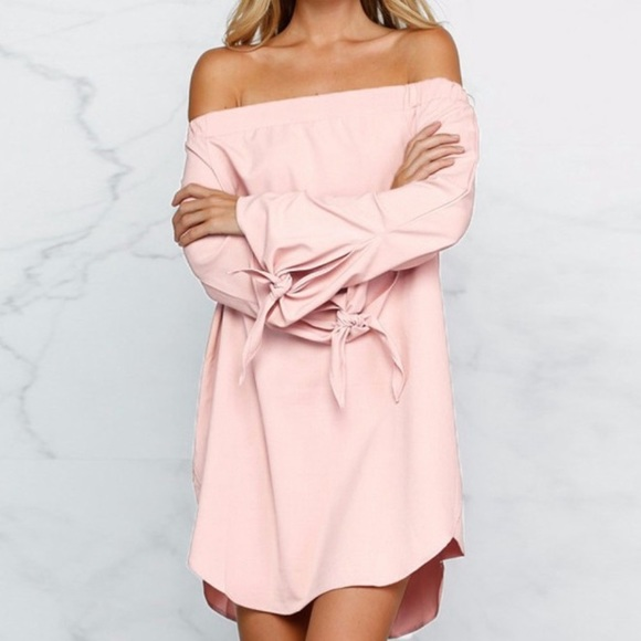 Dresses & Skirts - Sexy Strapless Off Shoulder Dress