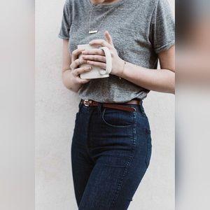 Indigo Rein Denim - Dark skinny jeans