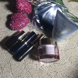 Estée lauder makeup and skincare bundle