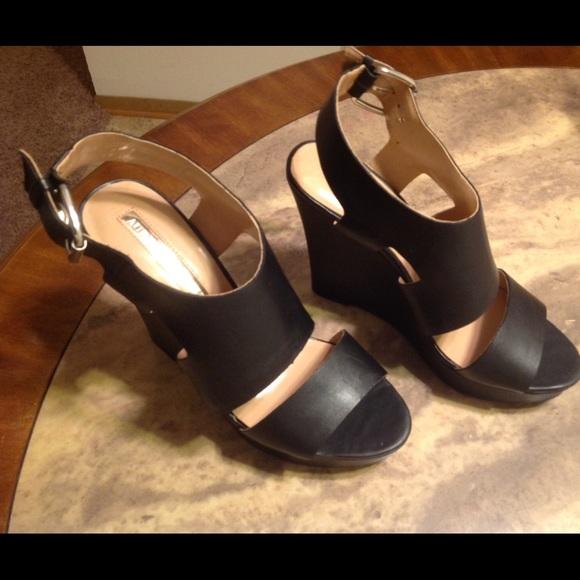 39cb37e0f0a Audrey Brooke Shoes - Audrey Brooke Megan Wedge Sandal