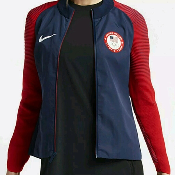 Nike Olympic Team USA 2016 Dynamic Reveal Jacket 76fe8f07bdc9