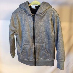 Other - 4T Grey Zipper Sweatshirt