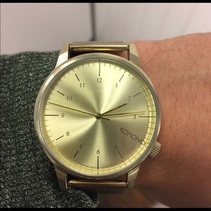 Komono Other - Gold Komono Winston Royale Watch