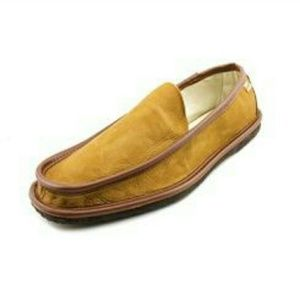 L.B. Evans Other - L.B. Evans Deer King Men's Slippers