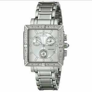 Invicta  Accessories - Weekend sale,NWT Invicta Chronograph diamond watch
