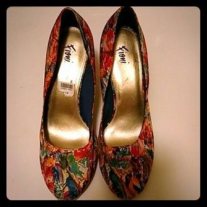 FIONI Clothing Shoes - Multi-colored Shoes by Fioni Size 10