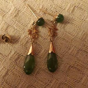 Jewelry - 14k gold earings