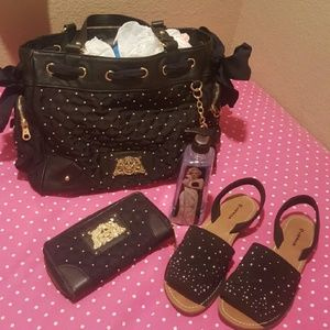 ??Juicy couture bundle with free gift!
